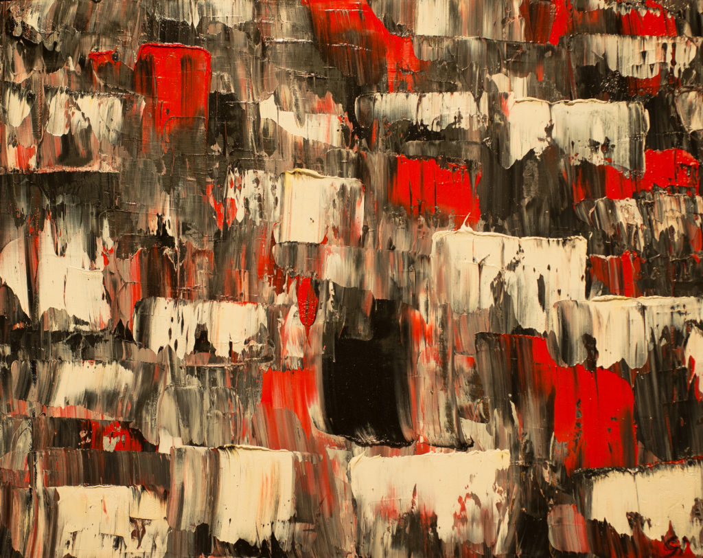 Title: Favelas in Rio de Janeiro - Brazil,  Medium: Oil,  Dimension: 21 X 17 Inches,  Frame: Wood,  Price: Contact the Artist