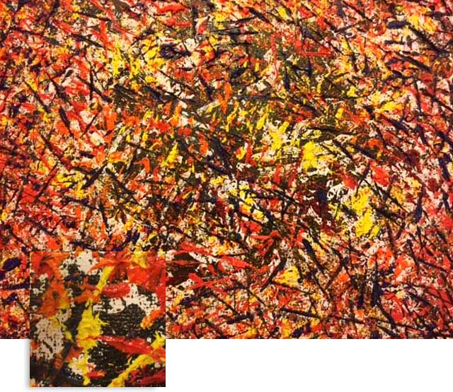 Fire in the Forest  Medium: Oil on Canvas  Dimensions: 25 X 19 Inches  Frame:  Metal  Price:  Contact the Artist